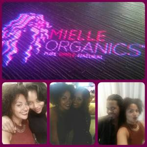 Mielle Organics Celebrating new brand ambassador Yandy Smith