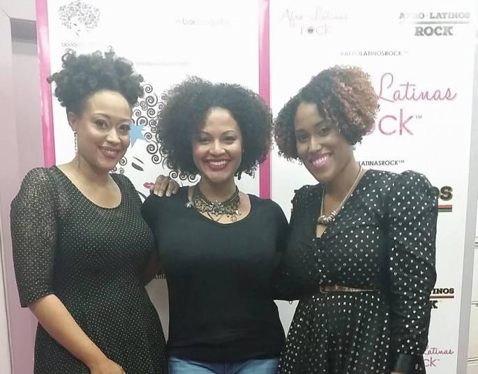 Chicago bloggers Afrolatina Natural and BoricuaChicks