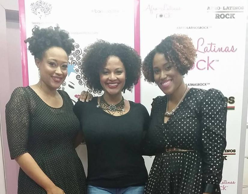 Chicago bloggers Afrolatina Natural and BoricuaChicks